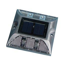 Dock Edge Solar LED Aluminum Dock Light
