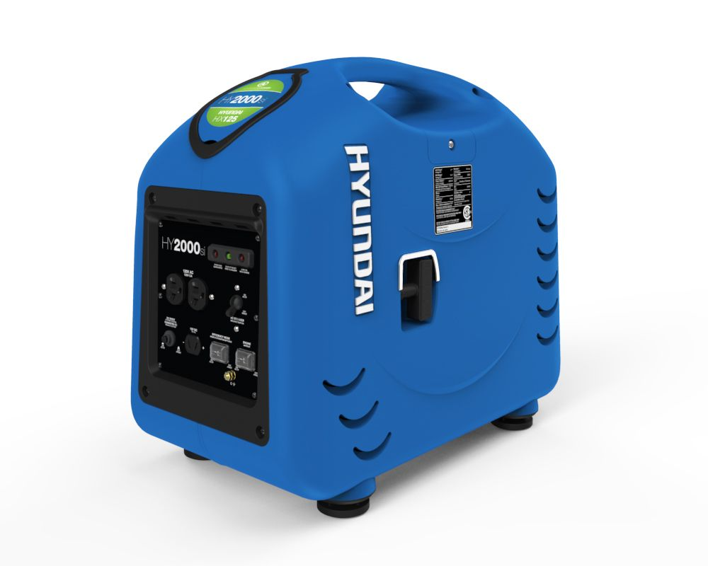 HY2000si Portable Gas Powered Inverter Generator