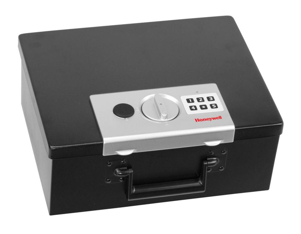 Coffret numérique de sécurité en acier