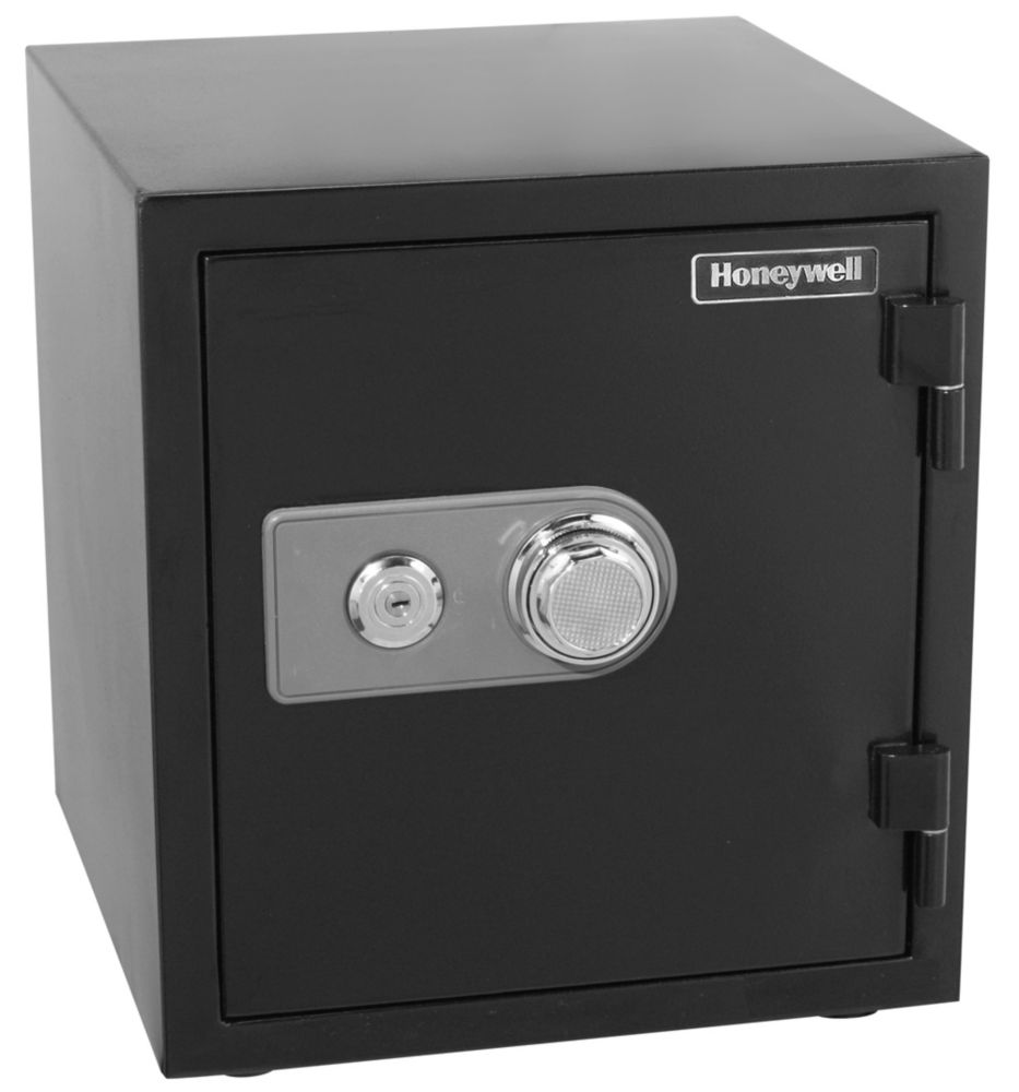 Honeywell Steel Fire & Security Safe, 1.23 cu.ft.