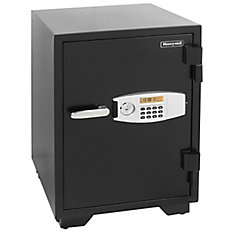 Steel Fire & Security Safe with Digital Lock, 2.35 cu.ft.