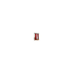 Home Decorators Collection Weathermate, Grommet, Red, 40 X 84
