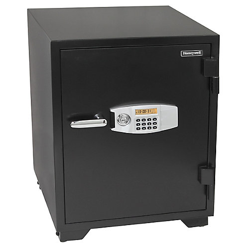 Programmable Steel Fire & Security Safe, 3.44 cu.ft.