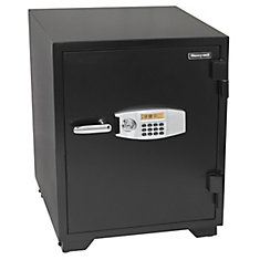 Programmable Steel Fire & Security Safe, 3.44 cu.ft.
