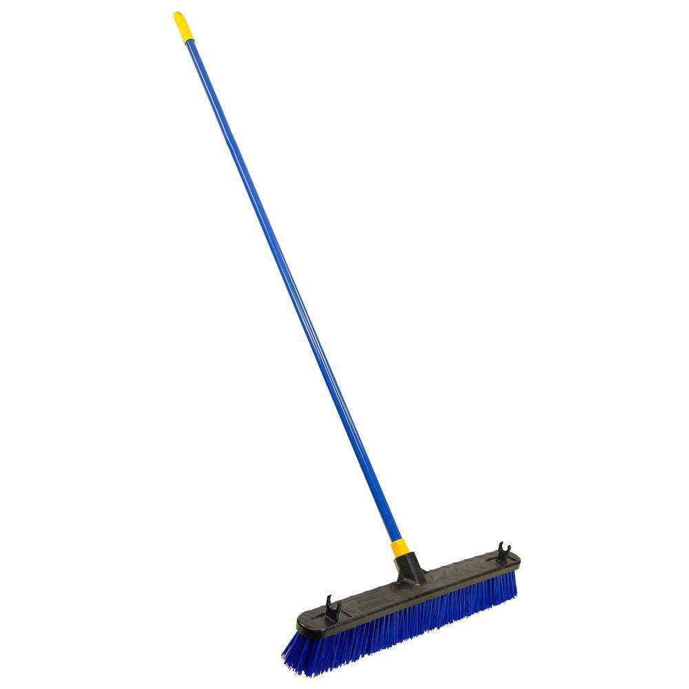 Bulldozer 24 Inch Rough Surface Pushbroom