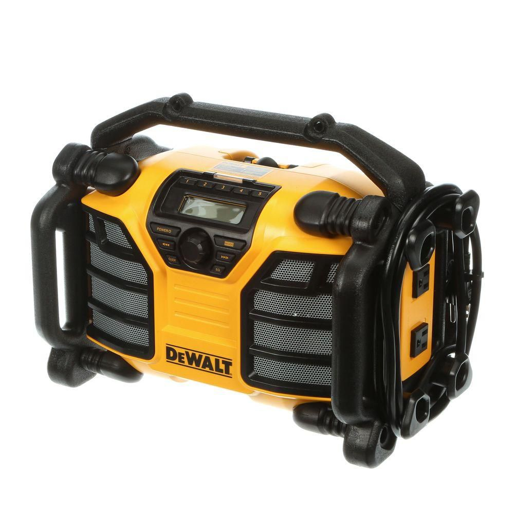 Chargeur/radio de chantier 12V/20V MAX