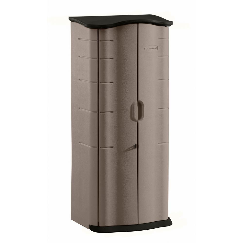 Vertical Storage Shed  -  (17 Cu.Ft.)