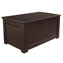 12.5 cu. ft. Storage Bench Deck Box