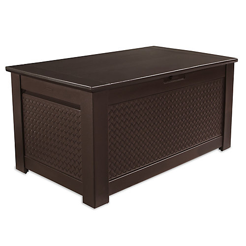 12.5 cu. ft. Storage Bench Deck Box