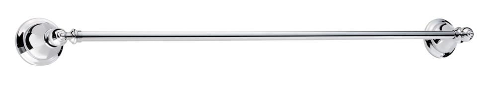 Catalina 24 inch Towel Bar in Polished Chrome