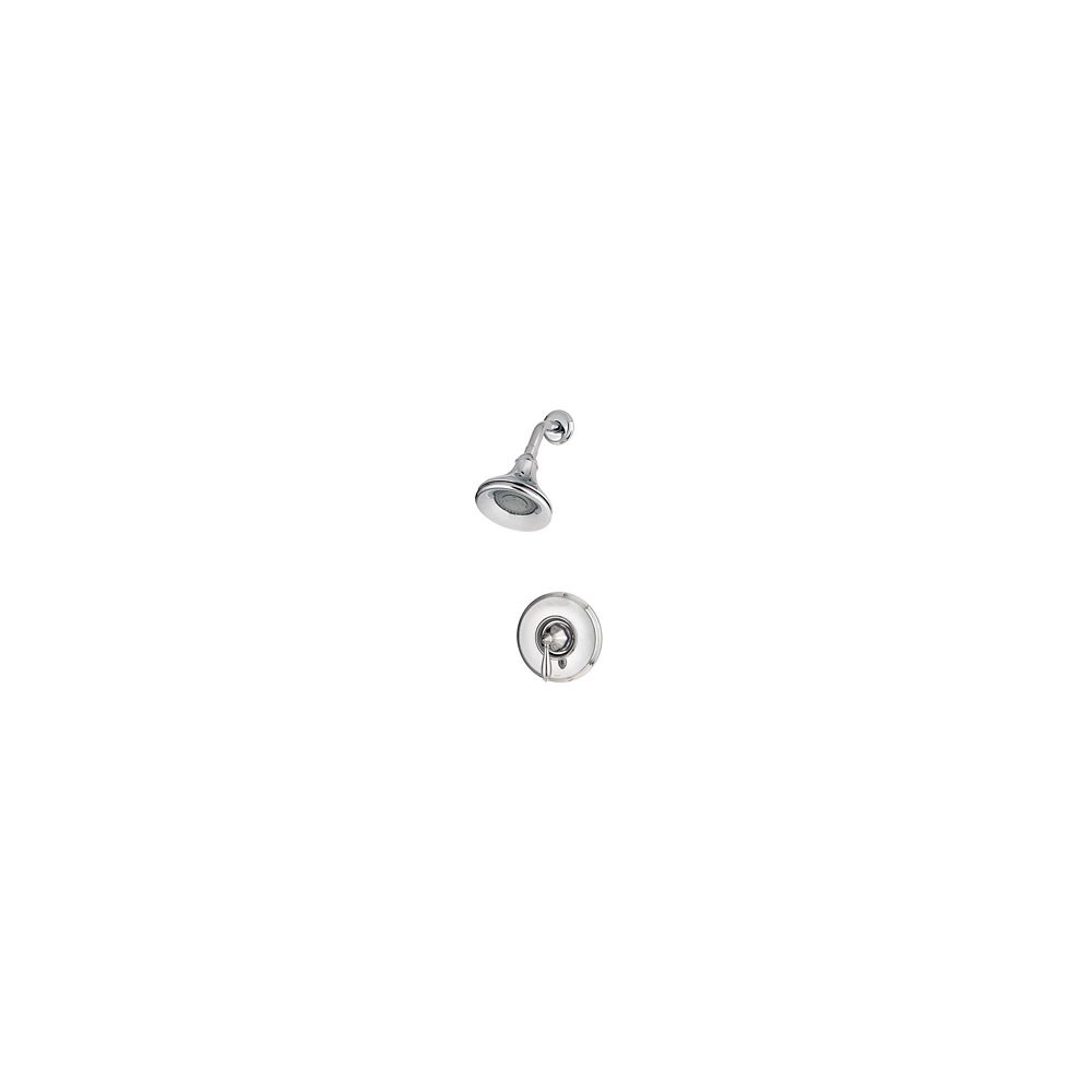 Portola Single-Handle Shower Faucet in Polished Chrome