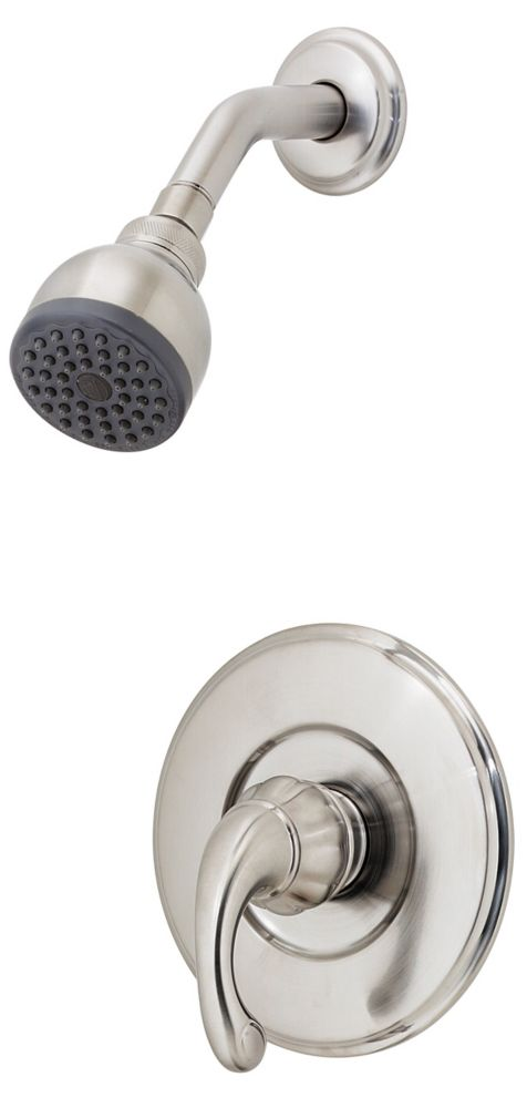 Treviso 1-Handle Shower Only Trim in Brushed Nickel R89-7DK0 in Canada