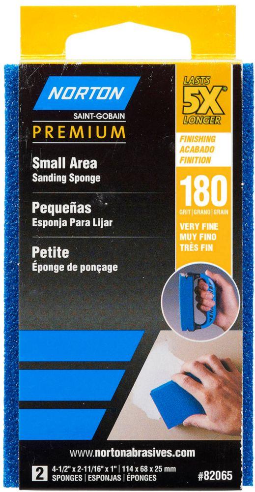 Éponge Premium 5X Petite Surface grain 180 Très fin- Emballage 2