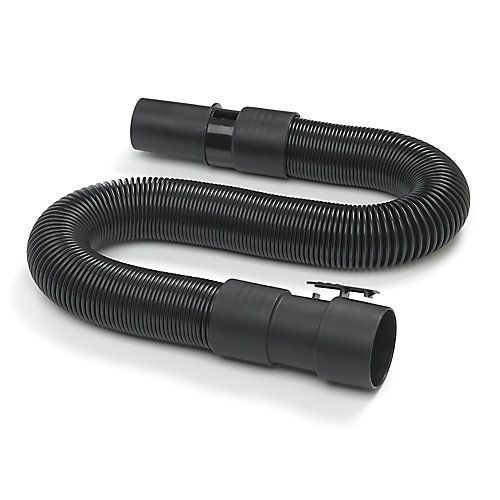 1-7/8 in. x 2 ft. to 7 ft. (0.6 m to 2.1 m) Expandable Wet/Dry Vacuum Hose