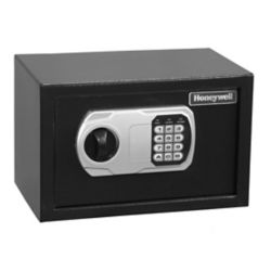 Honeywell Steel Security Safe with Digital Lock, 0.35 cu.ft.