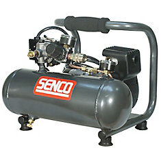 1/2 HP Electric Oil-Free Light Weight Compressor