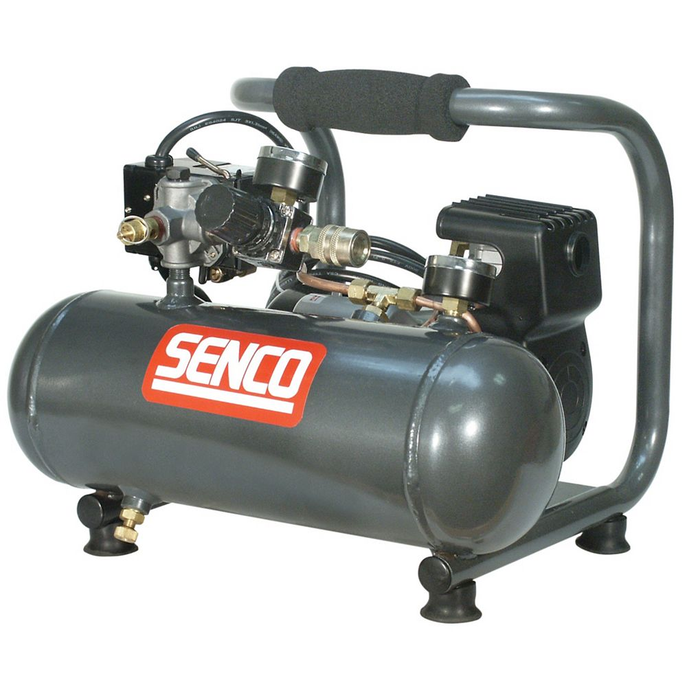 Senco 1/2 HP Electric Oil-Free Light Weight Compressor