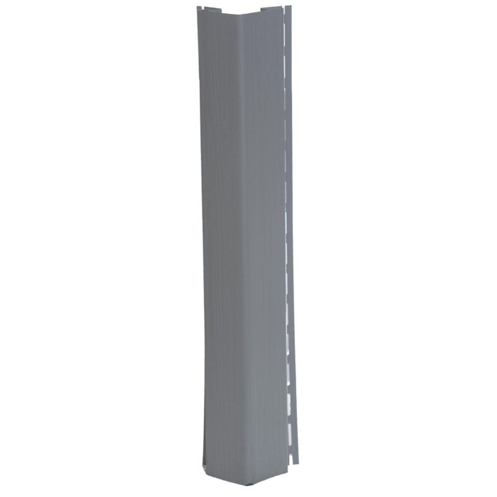 Abtco 1/2  inch Outside Corner Post (OSCP) Slate