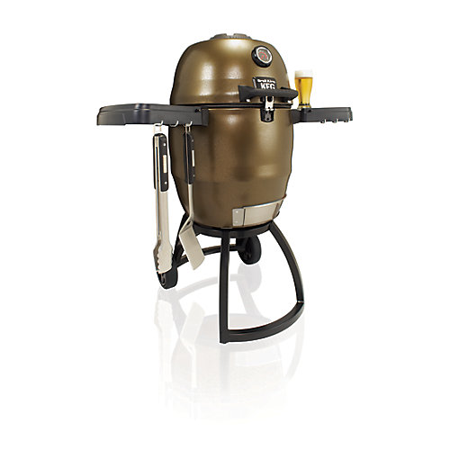 Keg 4000 Kamado Style Charcoal Grill Barbecue