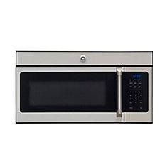 Cafe 1.6 cu. ft. Over-the-Range Microwave Oven in Stainless Steel