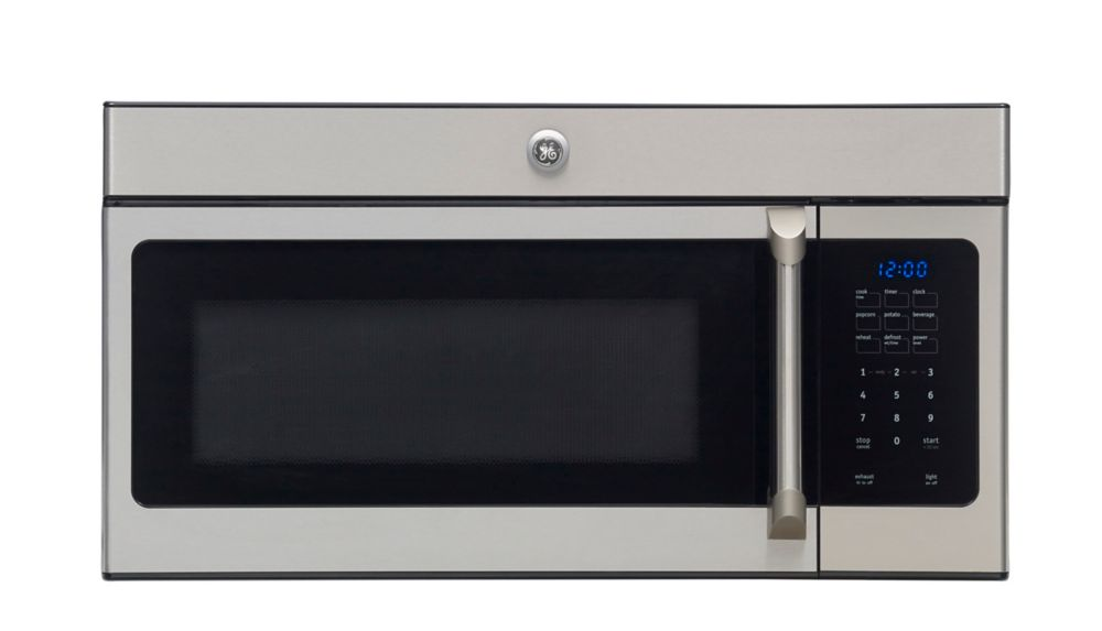 Café Cafe 1.6 cu. ft. Over-the-Range Microwave Oven in Stainless Steel