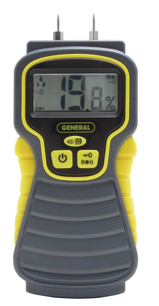 Digital Moisture Meter With LCD Display
