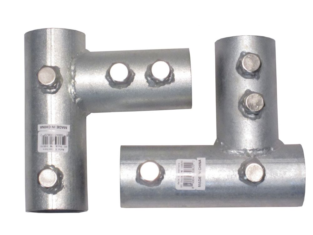 Dock Wheel Axle Converters (2 Pack)