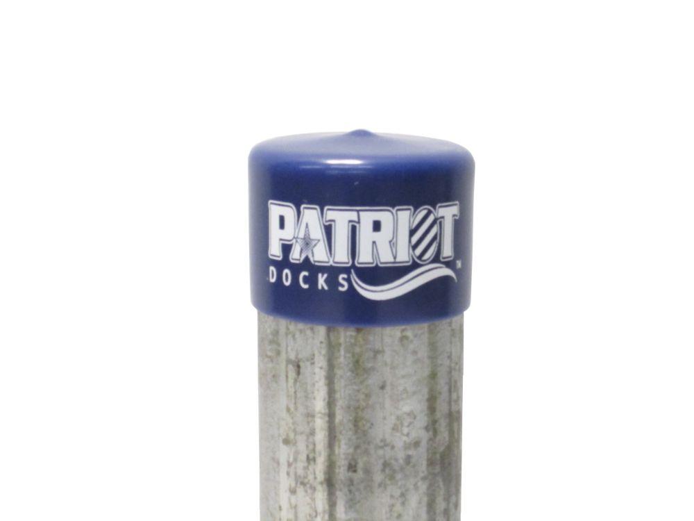 Capuchon de protection en vinyle de tuyau Patriot