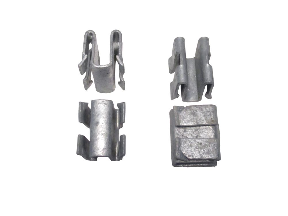 Galvanized Steel Deck Connecting Clips