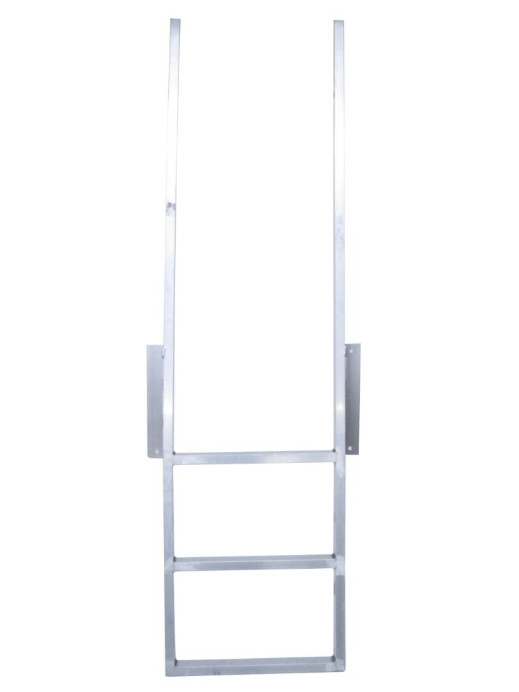 Aluminum 3 Step Dock Ladder