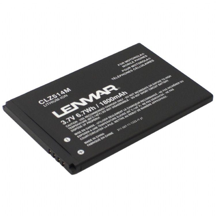 Batterie CLZ514M de Lenmar pour téléphone mobile