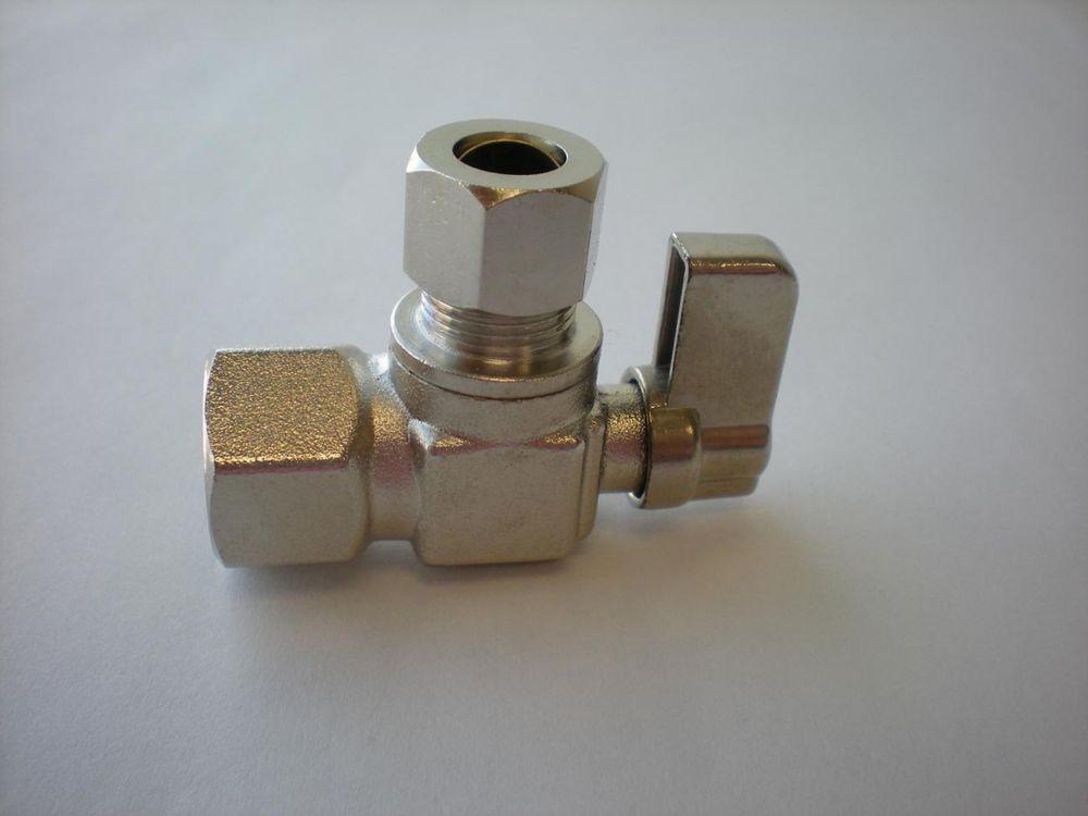 IPS x Compression mini robinet sphérique angle