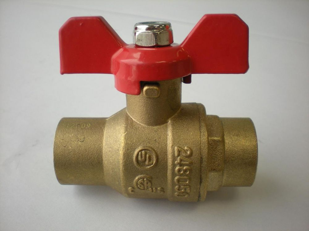 CxC Full Port Forged Ball Valve