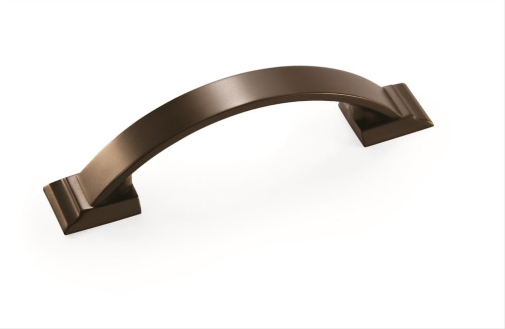 Candler 3-inch (76mm) CTC Pull - Caramel Bronze