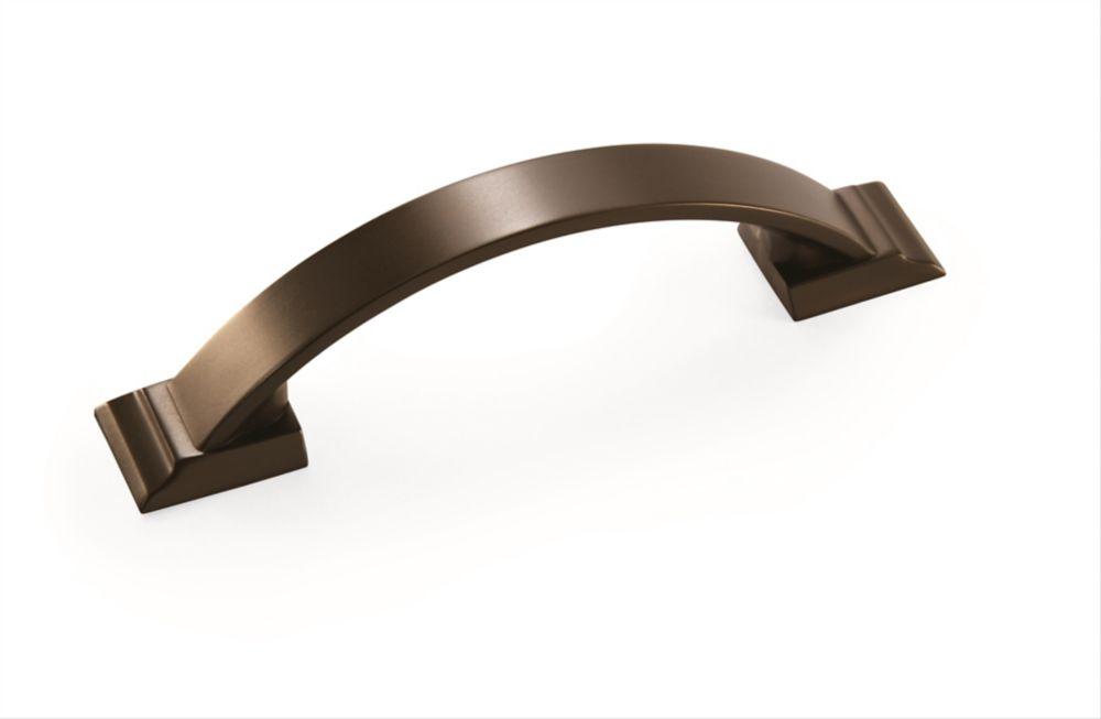 Amerock Candler 3-inch (76mm) CTC Pull - Caramel Bronze