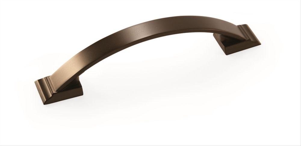 Amerock Candler 3-3/4-inch (96mm) CTC Pull - Caramel Bronze