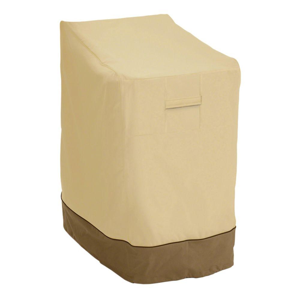 Housse pour chaises empilables