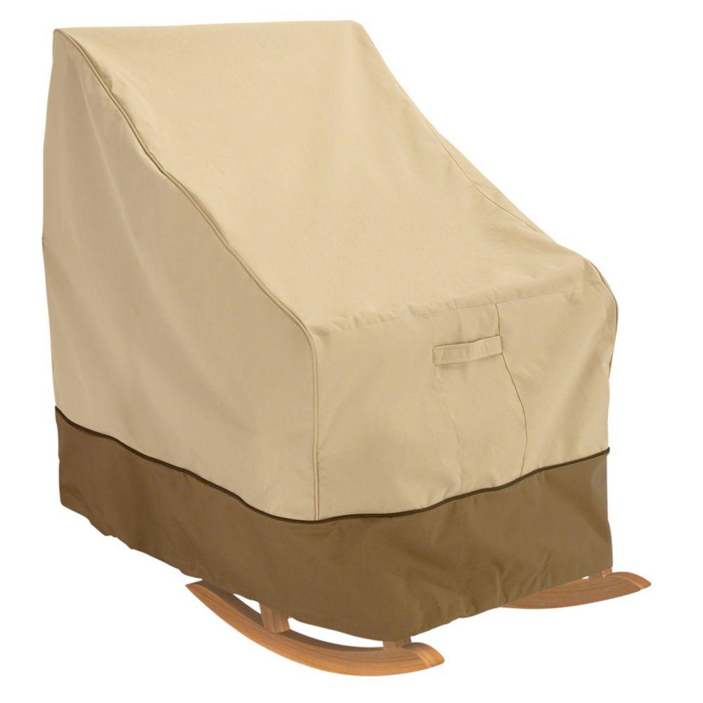 Housse de chaise berçante