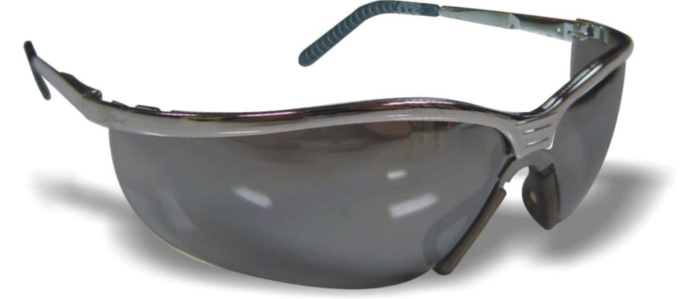 Workhorse Safety Glasses with Smoke Lens