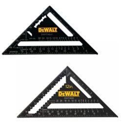 DEWALT 7-inch & 12-inch Squares (2 PK)