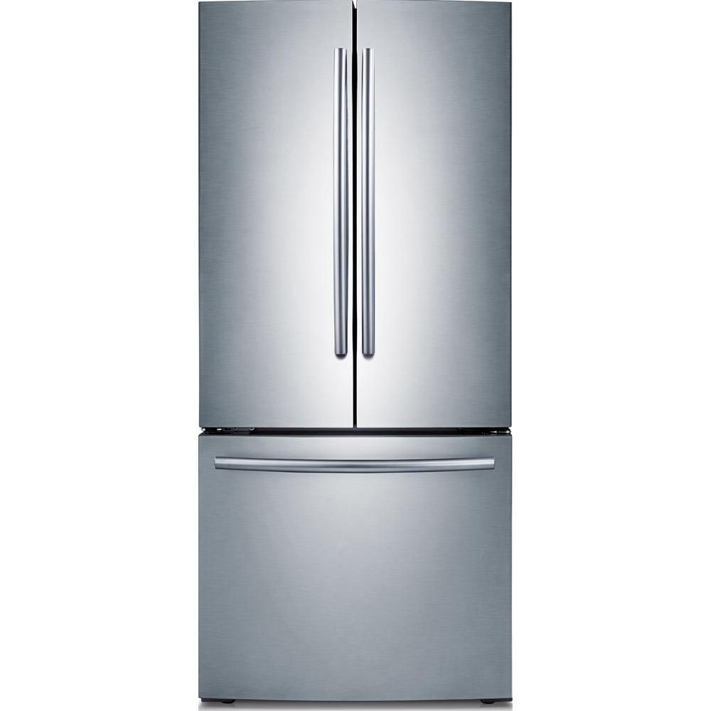 Samsung 36-inch 28 cu. ft. French Door Bottom Freezer Refrigerator ...