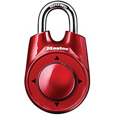 Speed Dial Combination Padlock