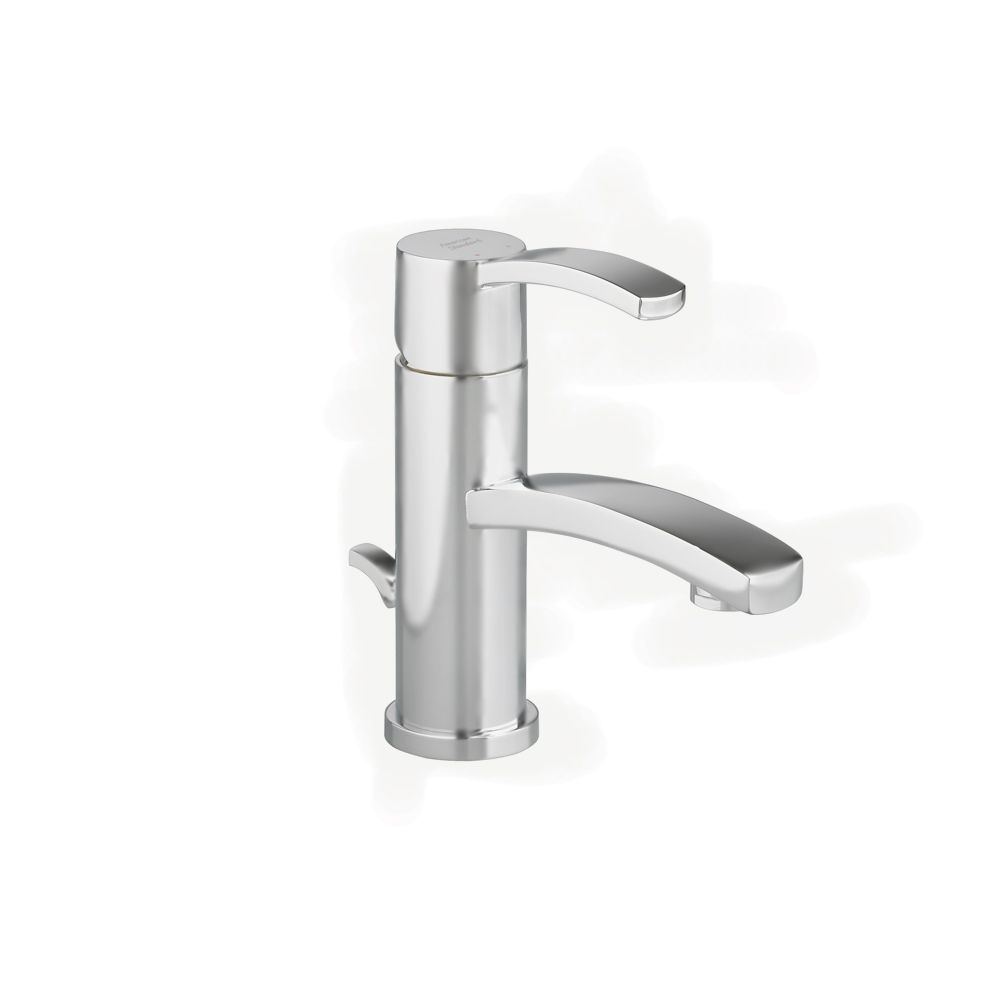 Berwick Monoblock Single-Handle Bathroom Faucet with Speed Connect Drain in Satin Nickel Finish