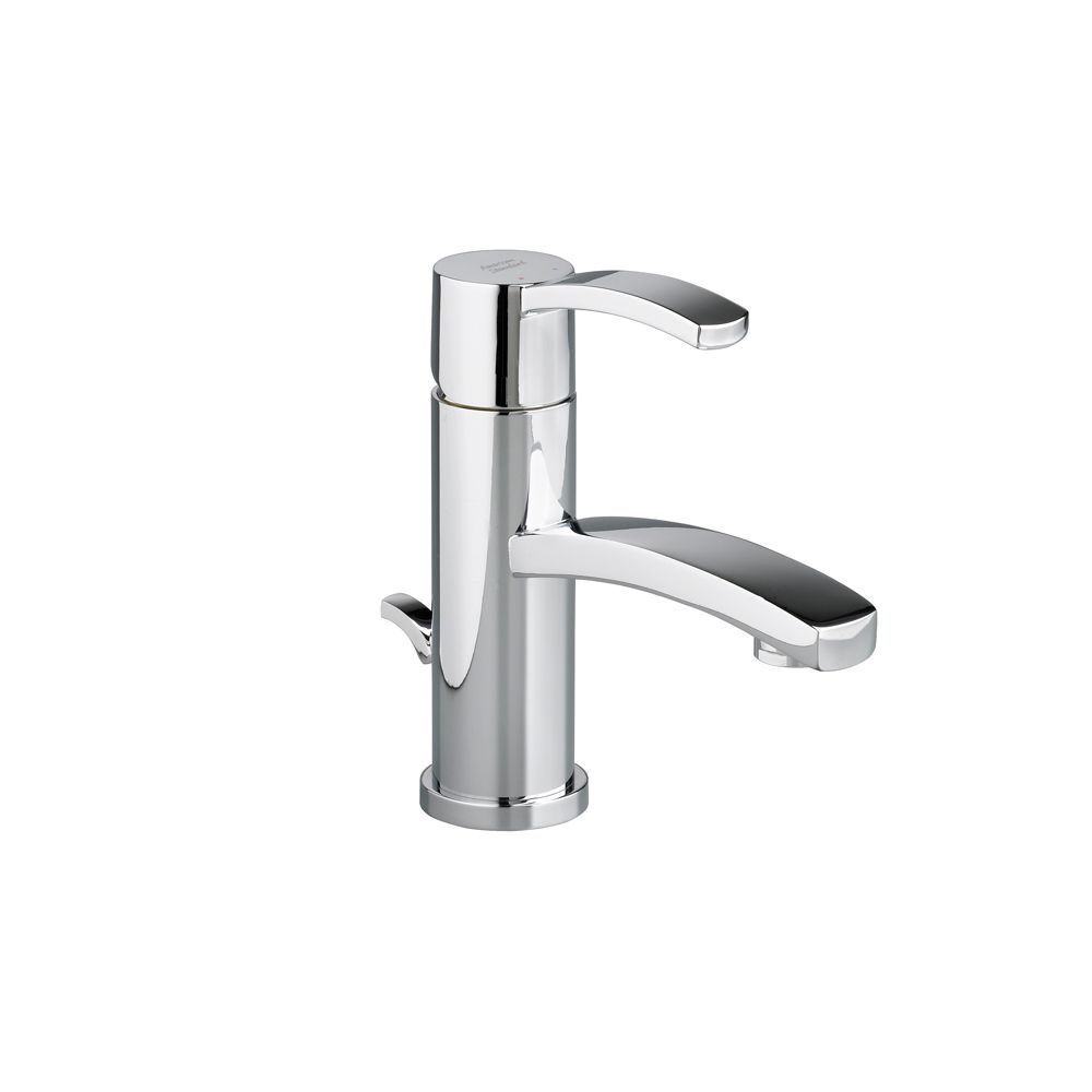 Berwick Monoblock Single-Handle Bathroom Faucet with Speed Connect Drain in Polished Chrome Finis...