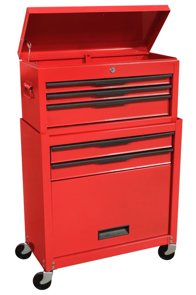 5 drawer Combo with Storage Compartment