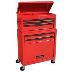 International 5 drawer Combo with Storage Compartment