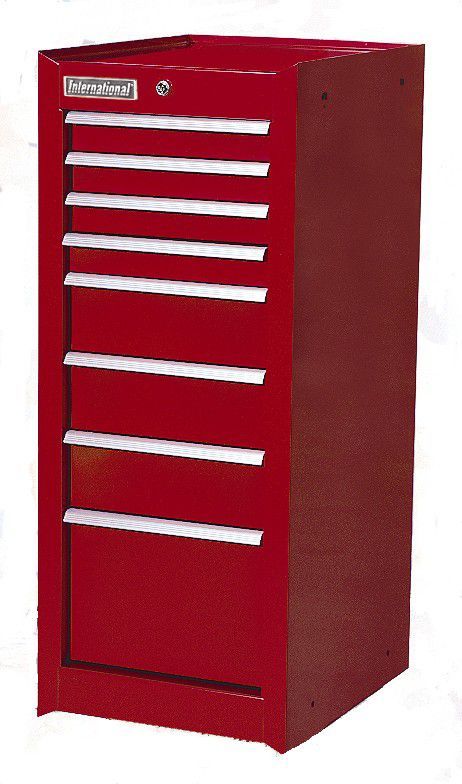 8 drawer Side Cabinet CFS-3708RD Canada Discount