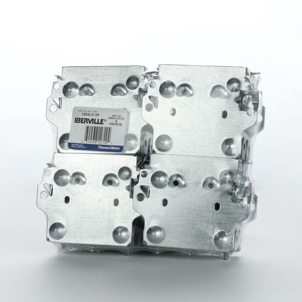 Iberville Device Box 1004lh Nmd90 Pkg/4