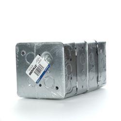 Iberville 72171K Square Box (4-Pack)