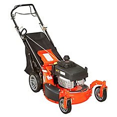 21-inch Classic Swivel Wheel Self-Propelled Lawn Mower with Kawasaki Engine